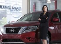 Mayra González se convierte en la primera mujer en dirigir Nissan Mexicana