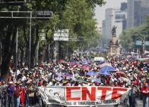 Nada que dialogar con la CNTE: Osorio Chong