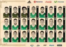 Juan Carlos Osorio anuncia lista de 23 seleccionados que irán a Copa América