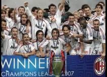 La séptima Champions que conquistó el Milán ante el Liverpool en Atenas