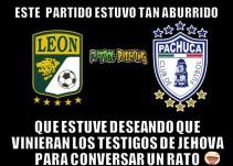 Los memes tras el empate entre León y Pachuca en la ida de semifinales