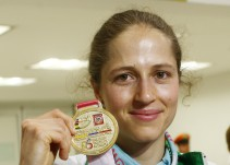 La ciclista Daniela Campuzano será la abanderada de México en Río 2016