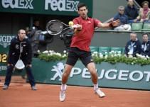 El serbio Novak Djokovic alcanza su octava semifinal en Roland Garros