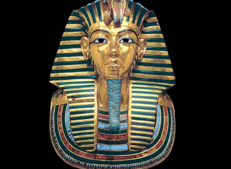 Encuentran arma de origen extraterrestre en la tumba de Tutankamón