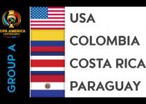¿Se puede considerar al grupo A como el más difícil de la Copa América Centenario?