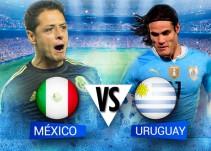El Tricolor inicia su aventura en la Copa del Centenario en contra de Uruguay