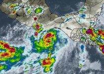 Alerta máxima en Chiapas, por ingreso de depresión tropical 1-E