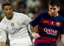 Ronaldo y Messi encabezan lista de deportistas mejor pagados en el mundo
