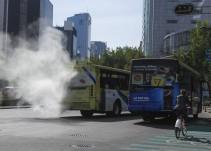 No darán más concesiones para microbuses en la CDMX