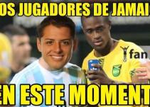 Los mejores memes que dejó la victoria de México sobre Jamaica