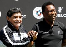 Maradona le confiesa a Pelé que Lionel Messi carece de personalidad