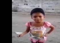 """""""Estoy cansada de esta situación"""" niña a Nicolás Maduro"""