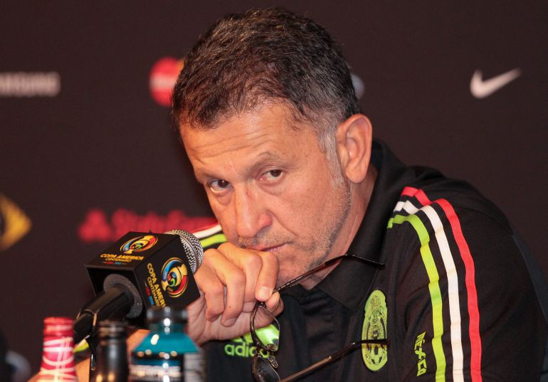 """Juan Carlos Osorio: """"Todos los jugadores merecen ser tomados en cuenta"""""""