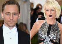 Captan a Taylor Swift y Tom Hiddlestone besándose