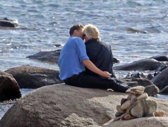 Captan a Taylor Swift y Tom Hiddlestone besándose