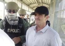 El 'Güero Palma' ya está en México