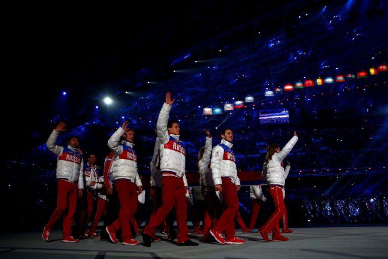 Rusia podría quedar excluida de Río 2016