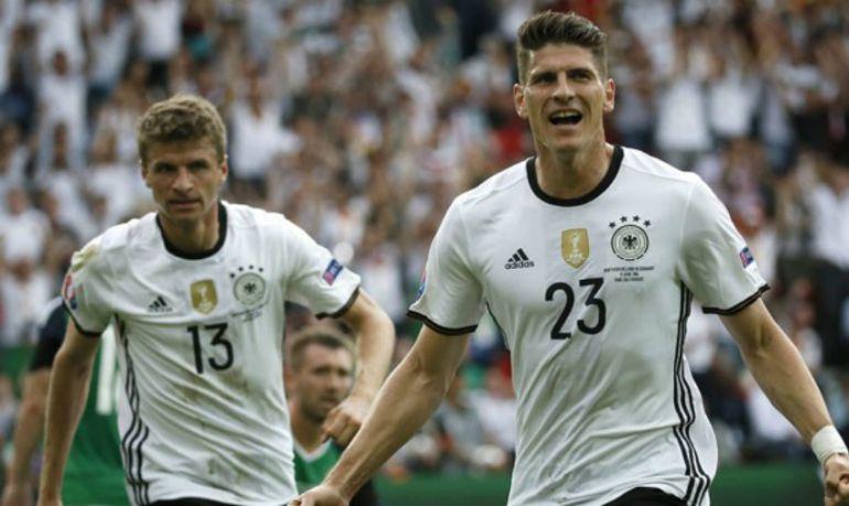 Alemania se adueña del primer puesto del grupo C de la Eurocopa