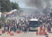Confirman ocho muertos tras enfrentamiento en Nochixtlán; ninguno de ellos era maestro