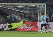 Revive los penales entre Chile y Argentina en la pasada Copa América