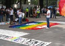 Continúa la marcha del orgullo LGBTTTI en la CDMX