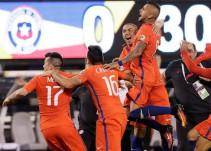 Chile es bicampeona continental luego de superar en penales a Argentina