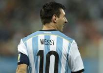 Messi conmociona tras dar un anuncio