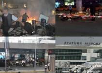 Turquía reporta 28 muertos y 60 heridos tras explosiones en el aeropuerto de Estambul