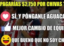 Los memes más chistosos del comienzo de Chivas TV