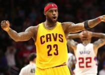 El Top Ten de Lebron James durante la temporada 2015-16 de la NBA