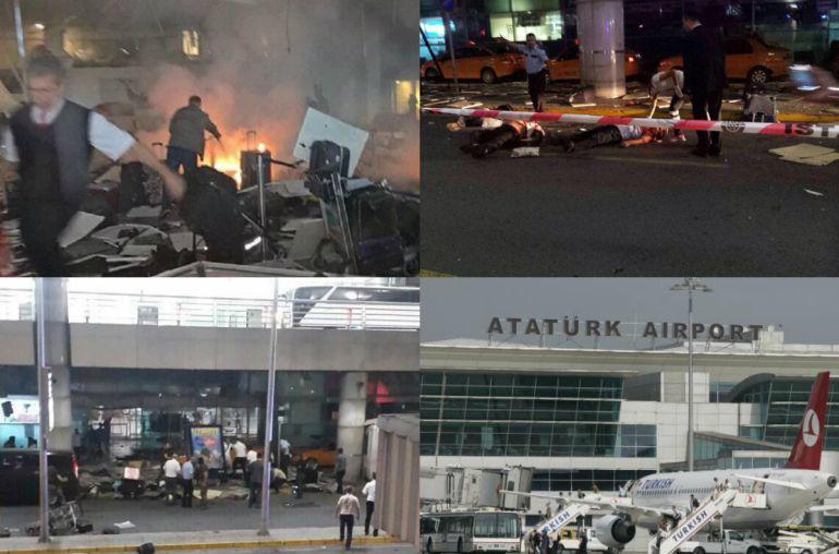 Sube el número de muertos por atentado suicida en Turquía