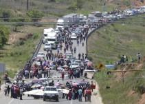 Llama CNDH a permitir libre tránsito en Oaxaca