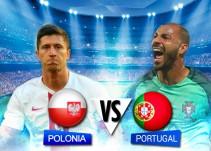 Los cuartos de final de la Euro inician en Marsella con el Polonia-Portugal