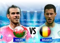 Bale y Hazard quieren llevar más lejos a Gales y Bélgica, respectivamente