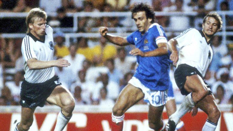 La vibrante semifinal entre Alemania y Francia en el Mundial de 1982