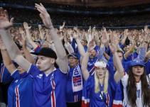 La despedida de Islandia de la Eurocopa con el emocionante grito vikingo