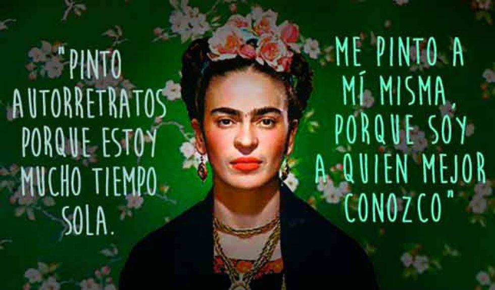 Las frases más famosas de Frida Kahlo