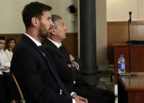 Audiencia de Barcelona condena a Lionel Messi y a su padre por fraude
