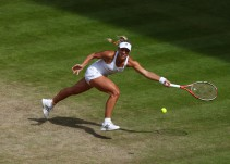 Angelique Kerber evita que las hermanas Williams jueguen la final de Wimbledon