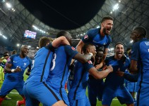 La casa gana y Francia se instala en la Final de la Eurocopa