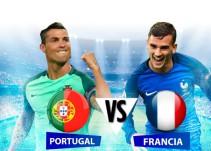 Portugal y Francia quieren alcanzar la gloria continental en Saint-Denis