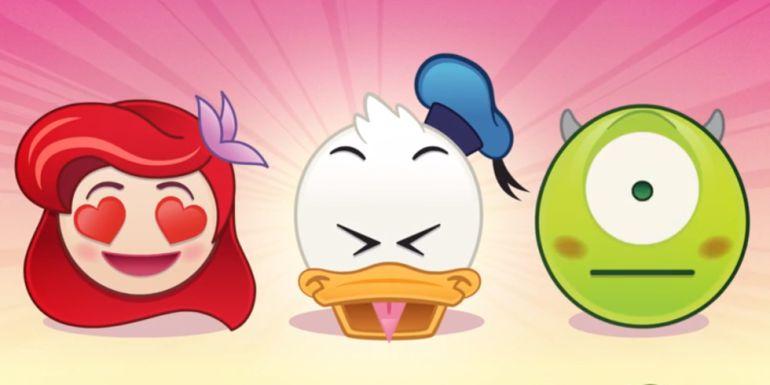 Ya podrás tener emojis de tu personaje favorito de Disney