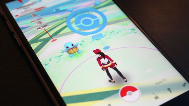 ¡Pokémon arrasa! Ya es más popular que Tinder y WhatsApp