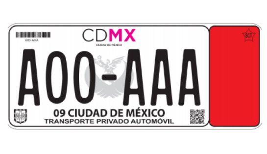Habrá nuevos diseños para placas, calcomanías y tarjetas de circulación
