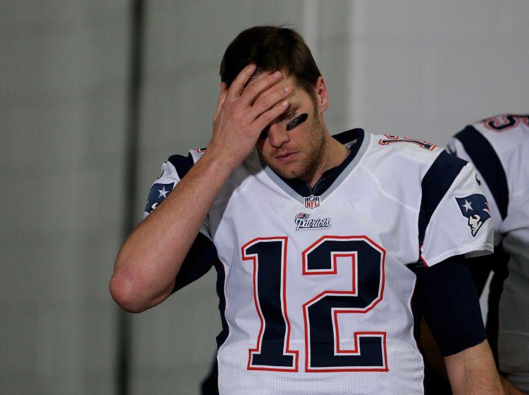 Ratifican suspensión a Tom Brady