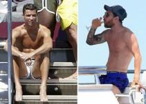 El lujoso puerto donde coinciden Cristiano Ronaldo y Lionel Messi