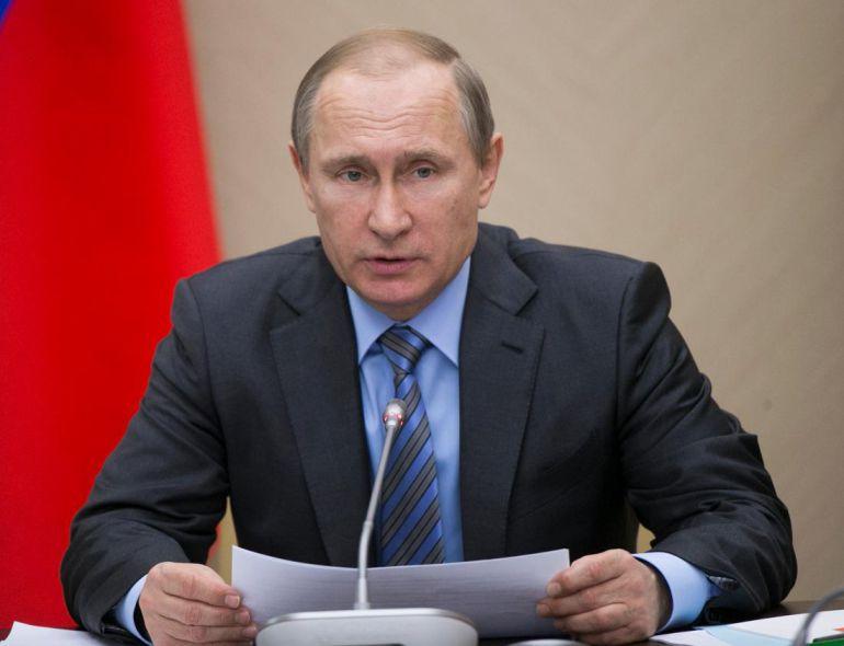Putin cree que la Agencia Mundial Antidopaje quiere boicotear a Rusia