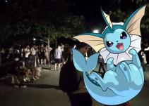 Dos Pokémon provocan que Central Park enloquezca