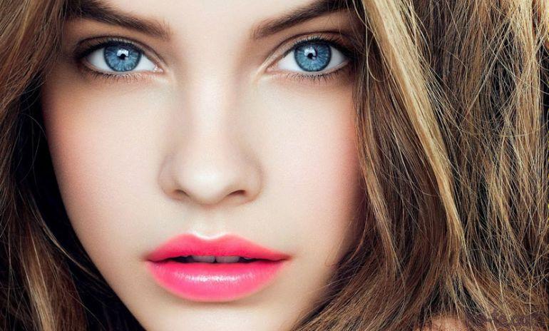 dice la ciencia que ella es la mujer con el rostro perfecto