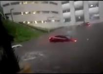 Cuajimalpa y Huixquilucan quedan inundados por las fuertes lluvias
